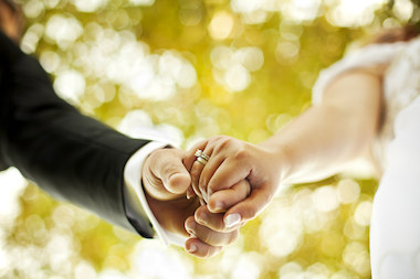 Couples who are not associated with a religion may want to see a professional counselor before getting hitched.
