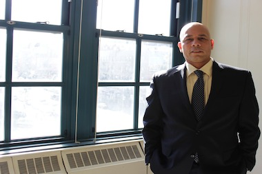 Manuel Ramirez was appointed superintendent after 10 years at successful M.S. 327 in The Bronx.