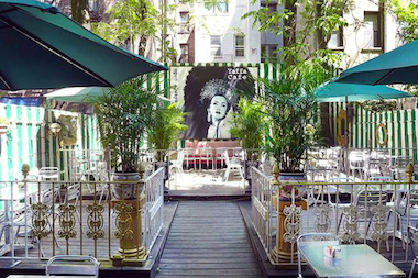 Yaffa Cafeu0027s 31 Year Old Backyard Dining Patio Was Illegal, The Department  Of