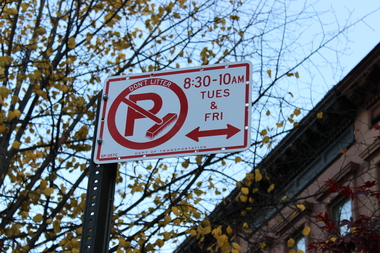 On some holidays, alternate side parking rules are suspended. Here's the list for 2016.