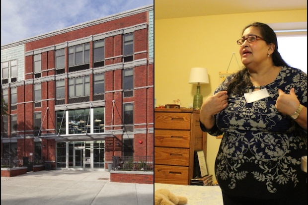 The non-profit CAMBA and the state officially opened more than 200 units of affordable, supportive housing on the campus of Kings County Hospital on Monday while breaking ground on another building nearby that will have 300 units.