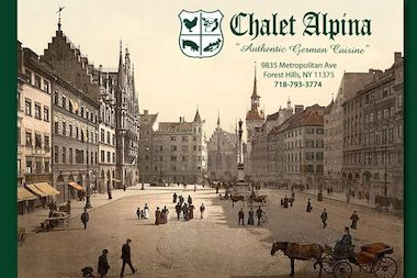 Chalet Alpina, at 98-35 Metropolitan Ave., served German food for nearly 40 years.