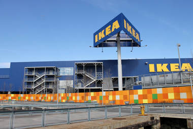 crimes on the rise at red hook ikea police say red hook