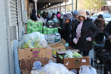 A report found that the majority of pantries and soup kitchens on Staten Island suffered from an increased demand for food this year because of cuts to the food stamp program.