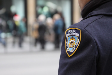 The NYPD is teaching its police a new takedown move to avoid chokeholds.