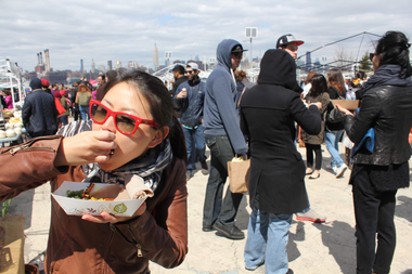 Smorgasburg returns to the East River State Park and Prospect Park this weekend.