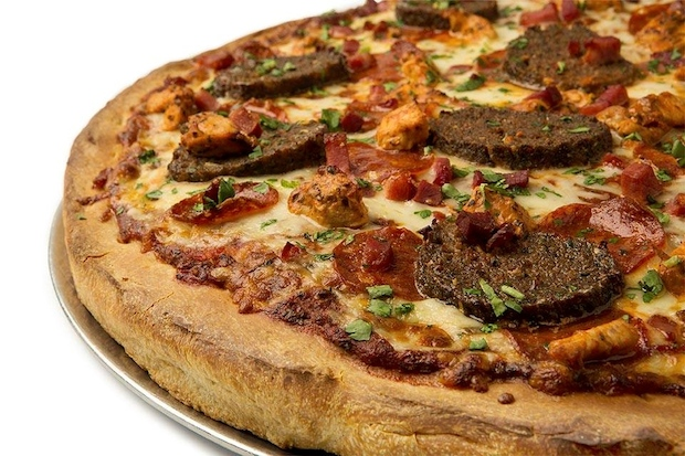 Two Boots Pizza's Park Slope location will serve vegan pizza and use locally-grown greens.