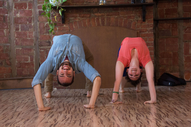 New Healing Center Offers Space For Yoga Books Clubs And Tea Gatherings Tompkinsville New York Dnainfo