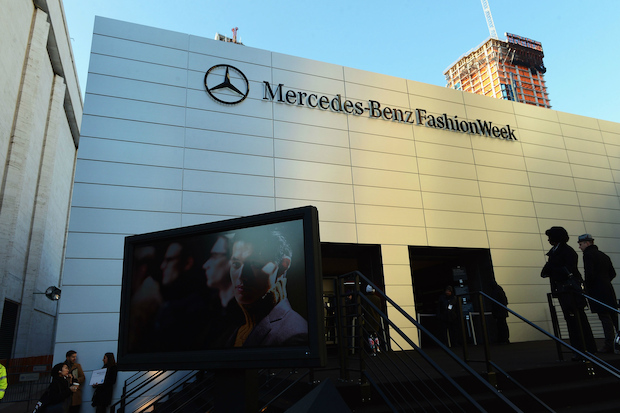 Mercedes-Benz Fashion Week will no longer be allowed at Lincoln Center, according to a settlement.