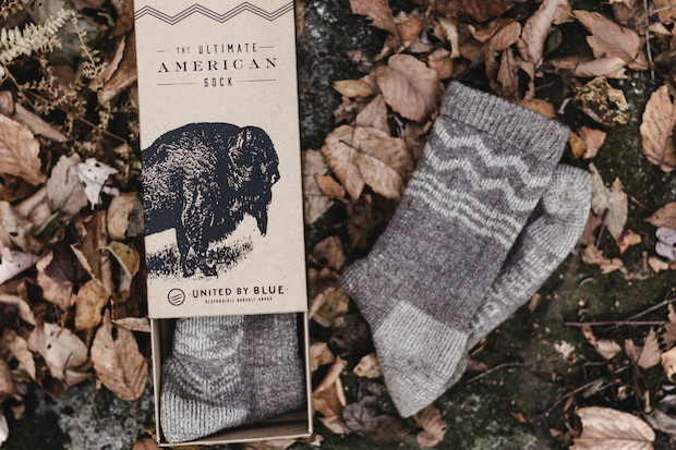 Forget Merino and cashmere. These American-made socks are woven from bison, alpaca and musk-ox down.