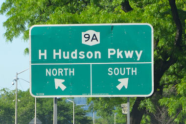 The fatal crash happened near the West 72nd Street exit of the Henry Hudson Parkway on Saturday night, police said.