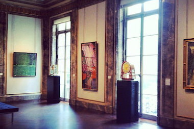 A glimpse of the Neue Galerie, which will offer admission for its collections and to two other museums for $40 from July 1 to Aug. 31.