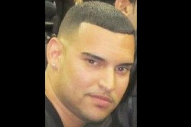 "Rodolfo ""Rudy"" Lopez, pictured here, is suspected of slashing a man outside a Williamsburg club."