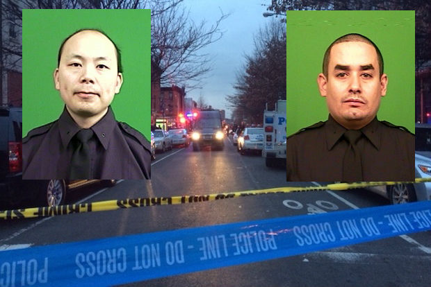 Gunman Kills Two NYPD Officers In Bed-Stuy 'Ambush'
