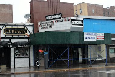 Sunnyside Center Cinemas will show its last films on Jan. 4, 2014. The theater's lease is up and the building's owner has plans to redevelop the site for housing.