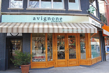 Avignone Chemists, located at 281 Sixth Ave., is closing after the landlord told the owner, Abe Lerner, that he wanted to triple the rent.