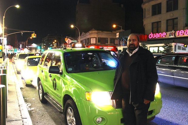 Green Taxis Bypass Jamaica, Where Dollar Vans and Gypsy Cabs