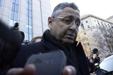 Assemblyman Sheldon Silver is on trial for corruption.