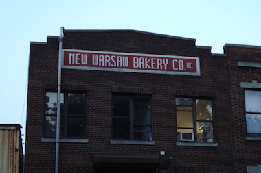 The New Warsaw Bakery building, located at 866 Lorimer St., was sold for $8.7 million, according to public records and the developer.
