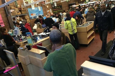 Members of the Park Slope Food Co-op voted down a proposal to form a committee to oversee the store's employee pension fund.