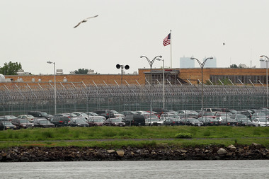 Rikers is home to more than 11,000 people on a given day.