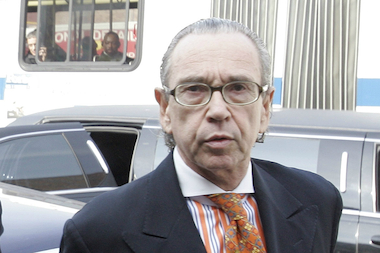 The Manhattan DA has decided not to charge Rubenstein with rape, officials said.
