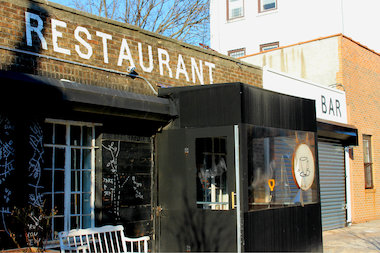 Saraghina's restaurant in Bed-Stuy will open a new bar next door to its Halsey Street location in February.