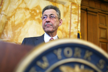 Sheldon Silver was convicted in November 2015 on corruption charges.