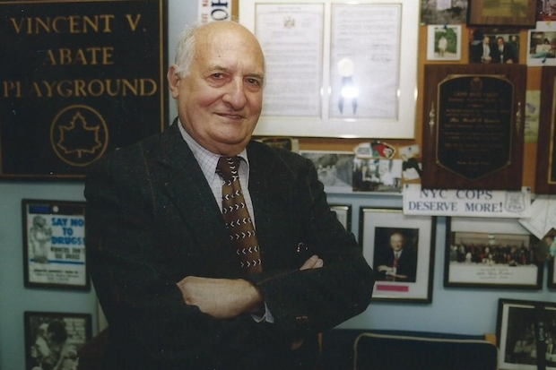 Vincent Abate dedicated his life to serving Williamsburg and Greenpoint.