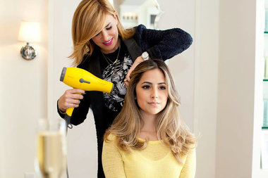 Drybar A Salon That Specializes In Blowouts Is Opening Brooklyn Location On Pacific