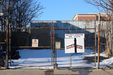 A parking lot at 227 Clarkson Ave. in Prospect-Lefferts Gardens sold last week for $1.35 million.