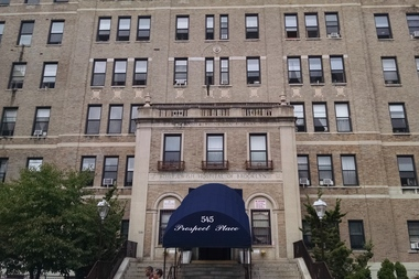 The landlord of the Brooklyn Jewish Hospital complex in Crown Heights may receive a tax break from the city to keep its 700 units rent-regulated.