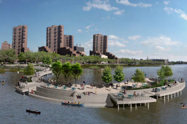 A state lawmaker and local nonprofit both released studies recommending ambitious improvements to the East River Esplanade this week.