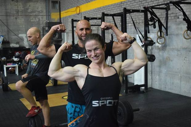 New CrossFit And Gymnastics Gym Opening