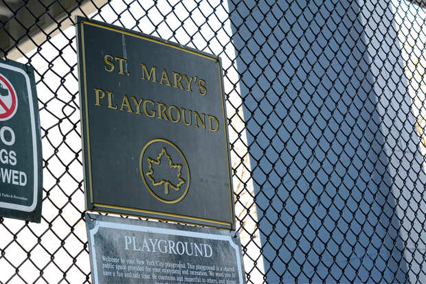 The Carroll Gardens playground is slated for a complete redesign.