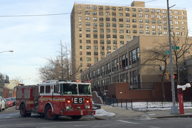 A fire started at 710 E. 13th St. Feb. 25, 2015, leaving a 37-year-old man critically hurt.