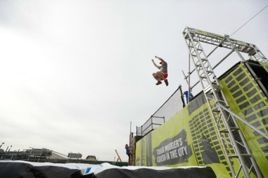 The softer version of the military-style obstacle course Tough Mudder is set to take place on Randall's Island on July 25, 2015, organizers said.