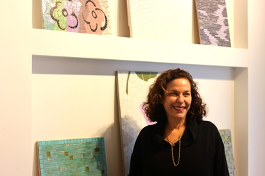 The Cheryl Hazan gallery will participate in Thursday's