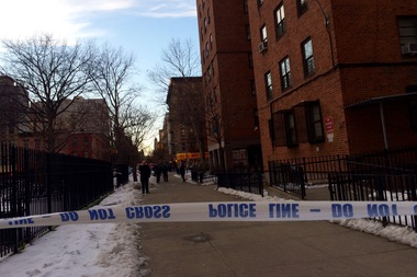 Shemrod Isaac was shot about 4:30 p.m. Monday and was pronounced dead at the hospital, NYPD says.