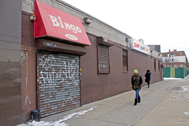 Brooklyn prosecutors say the owner of Nostrand Bingo Hall in Midwood has been operating an illegal gambling den that's hauled in millions of dollars.