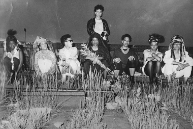 Rodeo Caldonia was a collective for African-American women in the arts in Fort Greene during the 1980s.