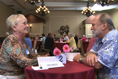 Director Steven Loring recorded dating seniors in his hometown of upstate Rochester.