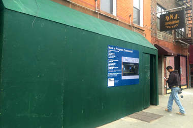 The former Coco Roco space at 139 Smith St. is slated to become a coffee and pastry shop this summer.