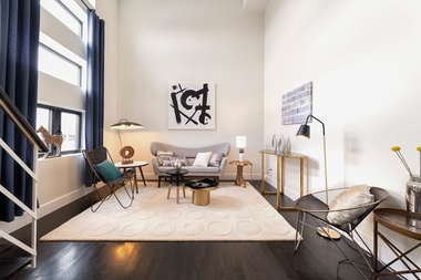 This 1-bedroom duplex in Carroll Gardens at 346 Bond St., listed by Ideal Properties Group for $840,000, had 10 offers after its first open house showing.