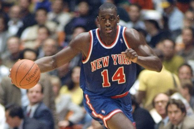 Knicks star Anthony Mason died last year after suffering a massive heart attack.