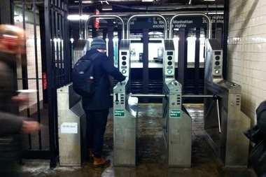 The NYPD still won't release demographic and station to station breakdown of turnstile jumping arrests to the MTA.