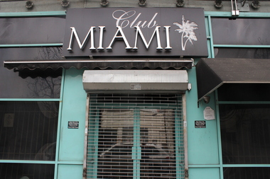 Locals say they are fed up with the violence at Mott Haven's Club Miami.
