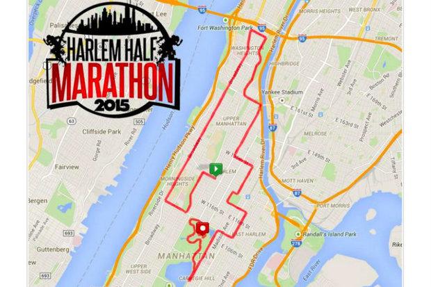 Map Of New York Half Marathon.Harlem Half Marathon Organizer Forced To Refund Fees Due To Lack Of