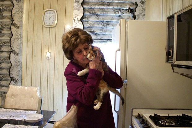 Adele Sarno, a lifelong Little Italy resident who has lived in her Grand Street apartment for more than 50 years, faces eviction from the Italian American Museum, her landlord.