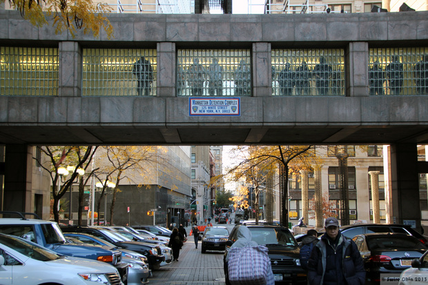 11 Correction Officers Hurt By Pepper Spray At Manhattan